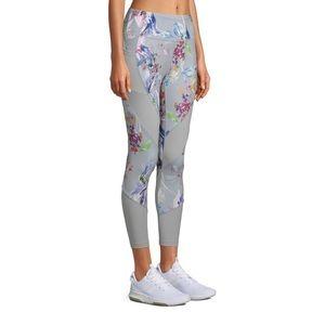 NWT floral leggings
